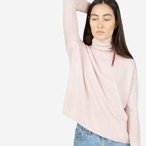 Everlane luxe wool square turtleneck